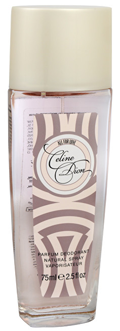 Celine Dion All For Love - Dezodorant v spreji 75 ml