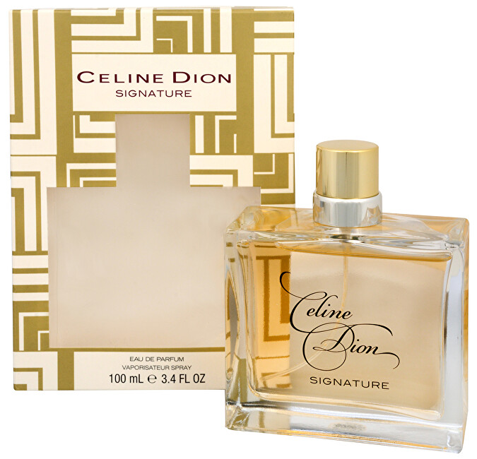 Celine Dion Signature - E D P 100 ml
