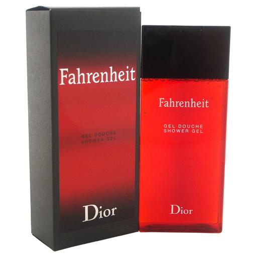 Dior Fahrenheit - sprchový gél 200 ml