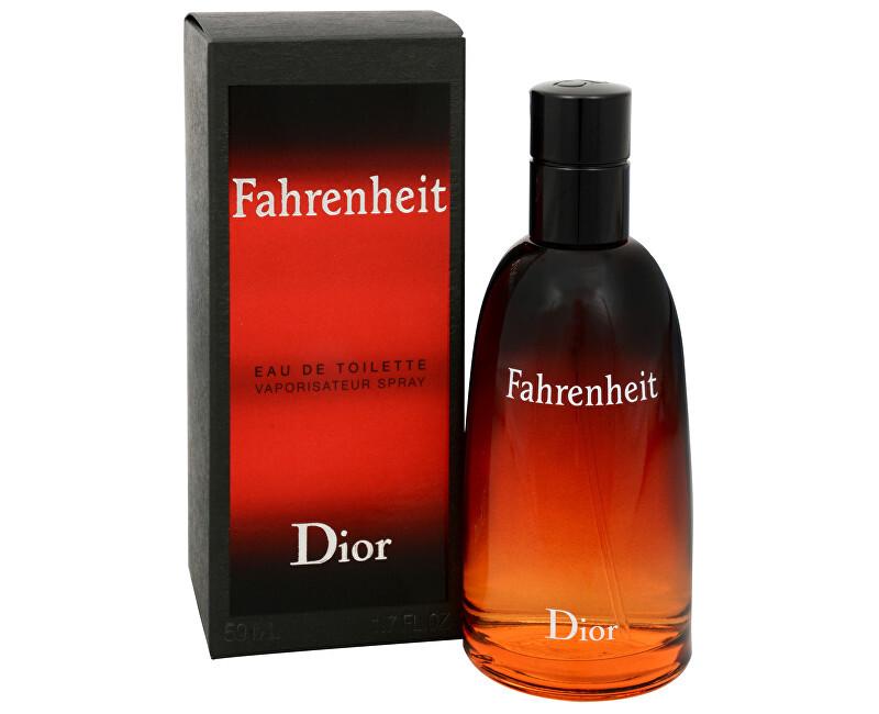 Christian Dior Fahrenheit toaletná voda pánska 50 ml