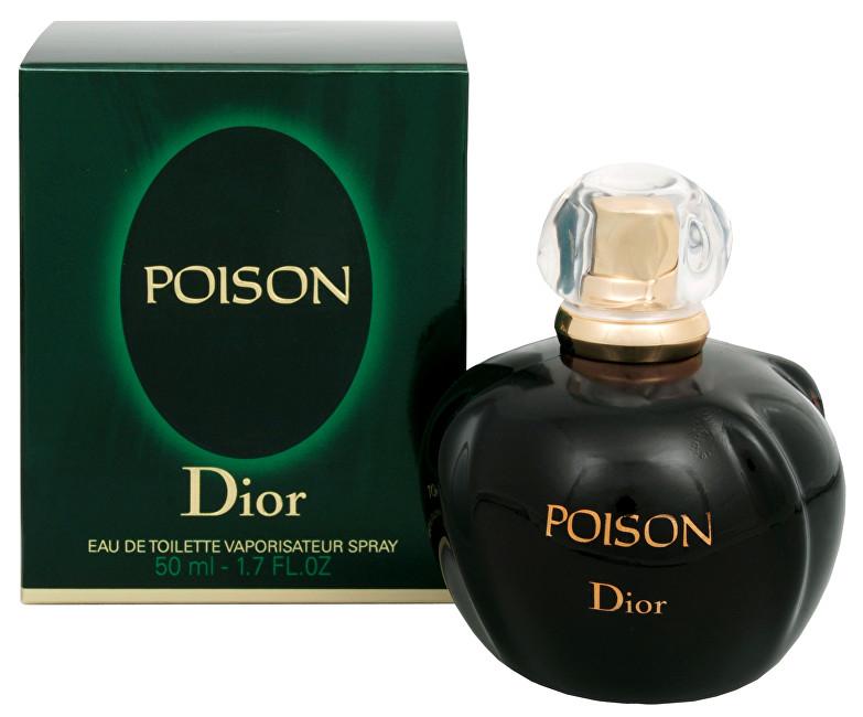 Christian Dior Poison toaletná voda dámska 50 ml