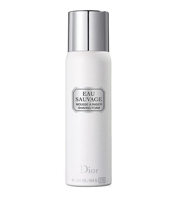 Dior Eau Sauvage - pěna na holení 200 ml