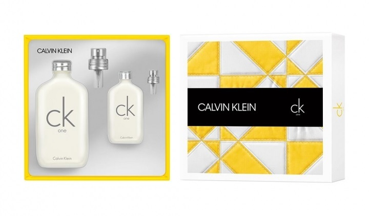 Calvin Klein CK One - EDT 200 ml + EDT 50 ml