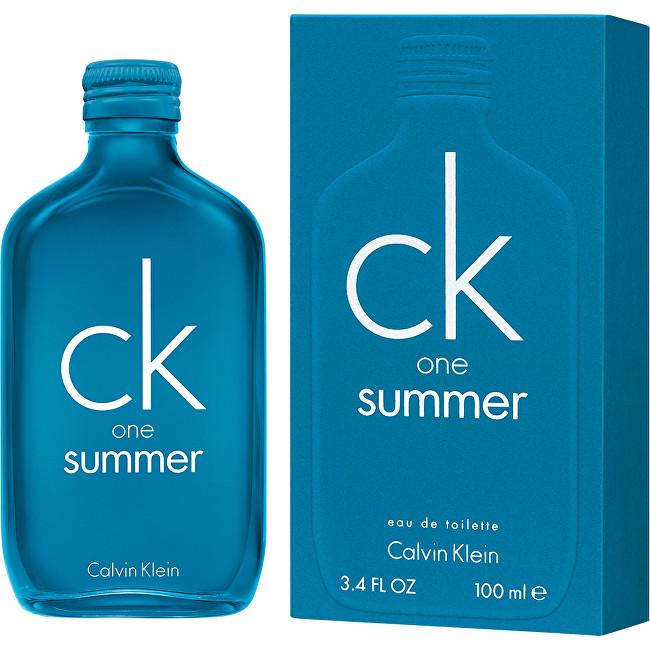 Calvin Klein CK One Summer 2018 toaletná voda unisex 100 ml