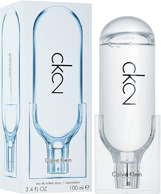 Calvin Klein CK2 toaletná voda unisex 50 ml