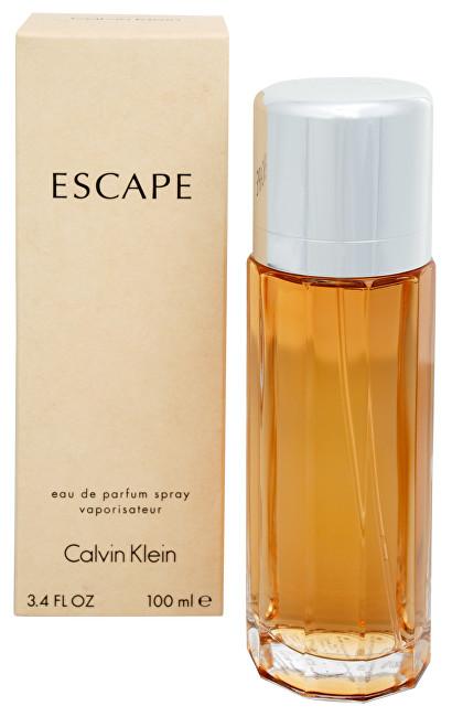 Calvin Klein Escape parfumovaná voda dámska 100 ml