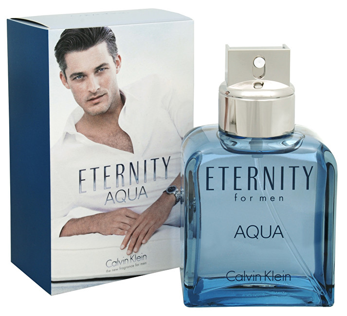 Calvin Klein Eternity Aqua For Men - EDT 100 ml