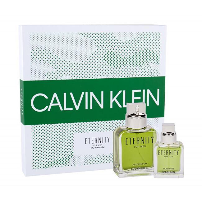 Calvin Klein Eternity For Men - EDP 100 ml + EDP 30 ml