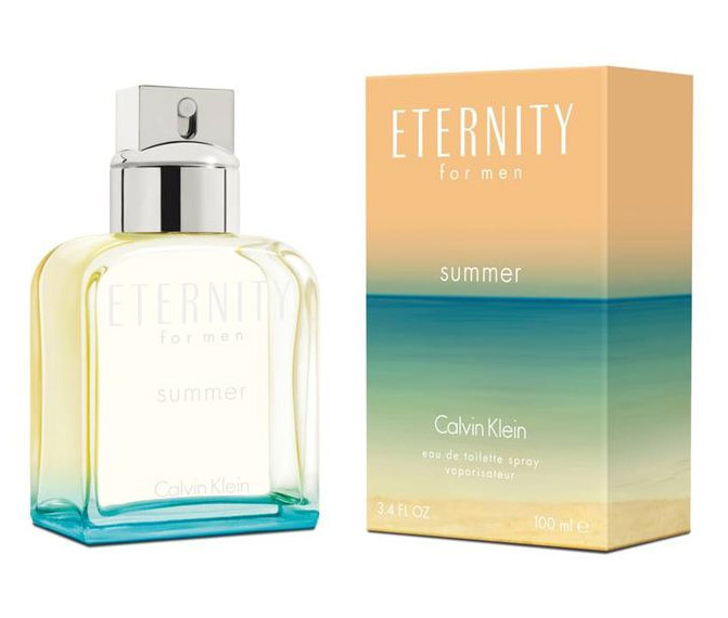Calvin Klein Eternity For Men Summer 2015 - EDT