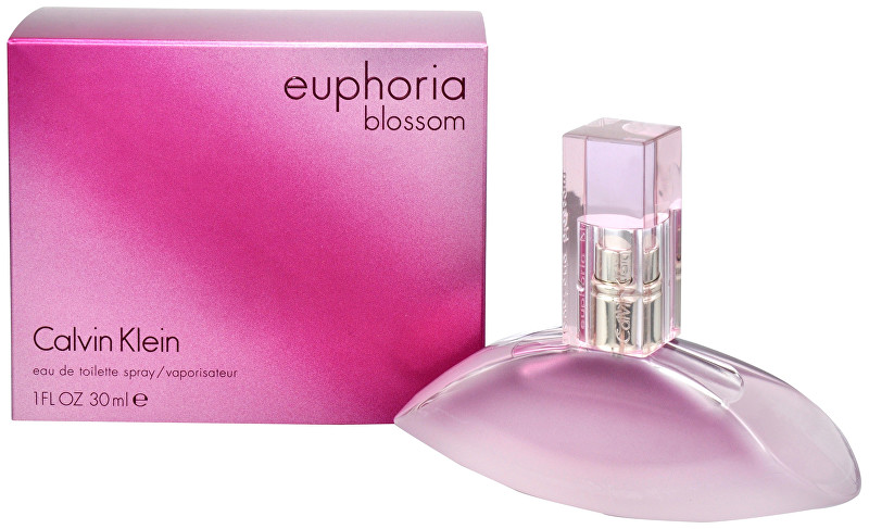 Calvin Klein Euphoria Blossom toaletná voda dámska 30 ml