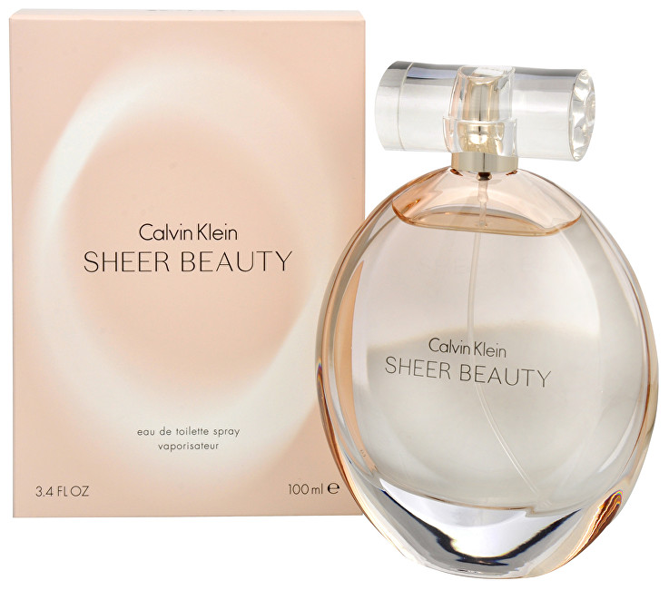 Calvin Klein Sheer Beauty - EDT 30 ml