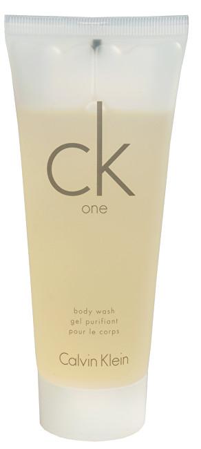 Calvin Klein CK One - sprchový gél 200 ml