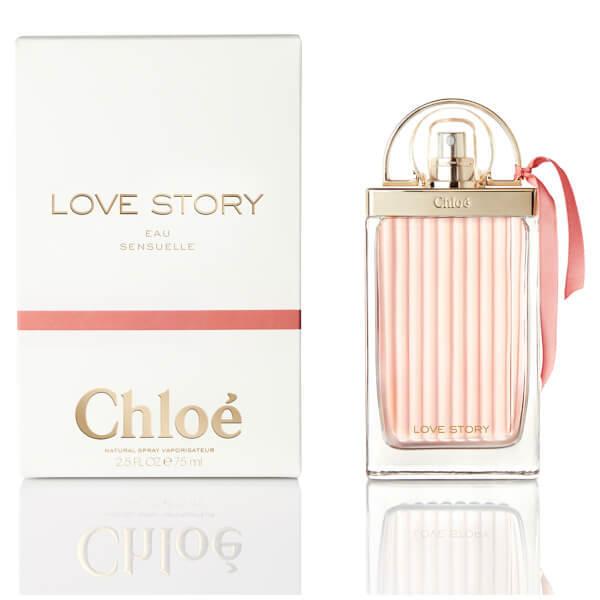 Chloe Love Story Eau Sensuelle parfumovaná voda dámska 50 ml