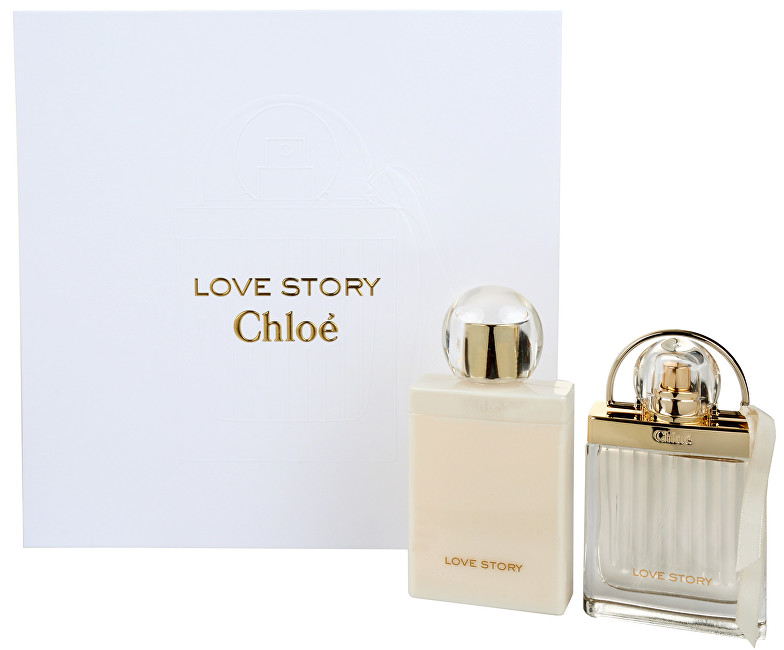 Chloé Love Story - EDP 50 ml + telové mlieko 100 ml