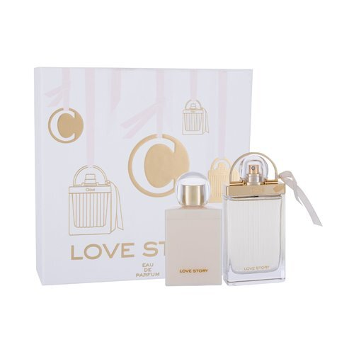 Chloé Love Story - EDP 75 ml + telové mlieko 100 ml