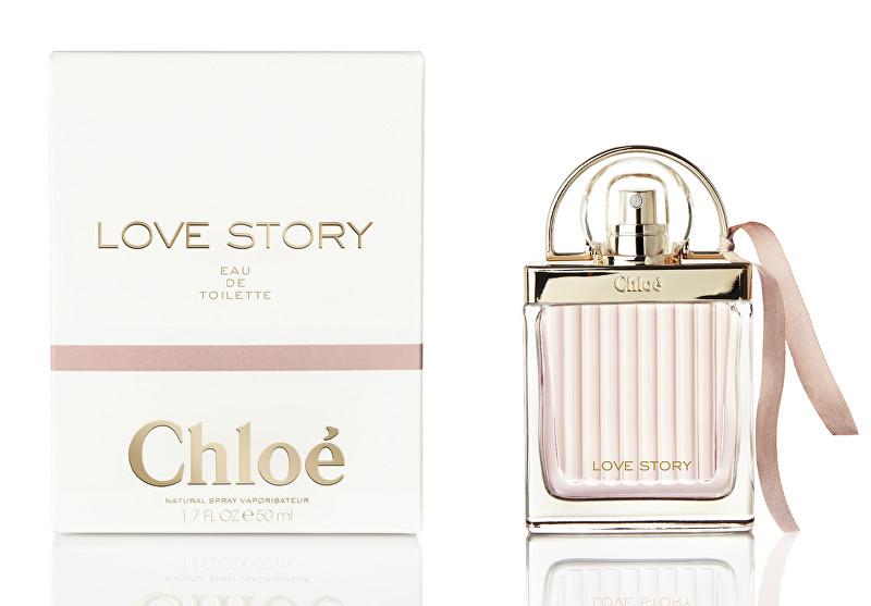 Chloé Love Story toaletná voda dámska 50 ml