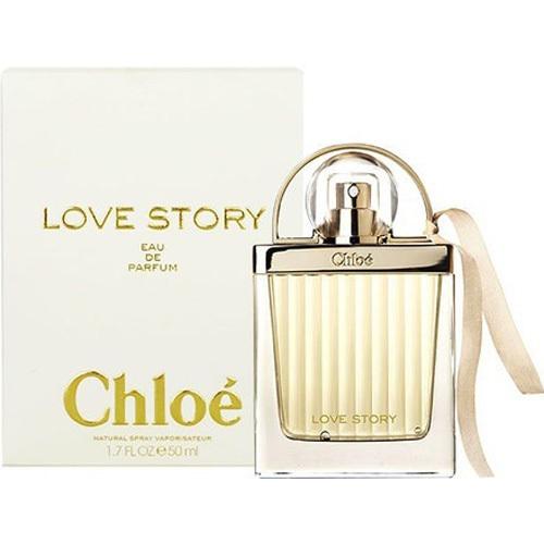 Chloé Love Story parfumovaná voda dámska 50 ml
