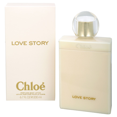Chloe Love Story Woman telové mlieko 200 ml