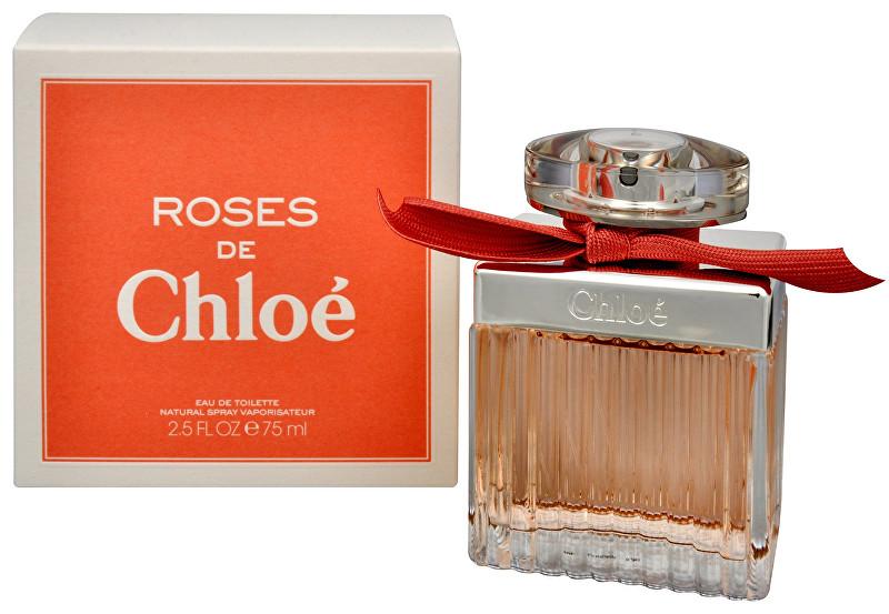 Chloé Roses de Chloé toaletná voda dámska 50 ml