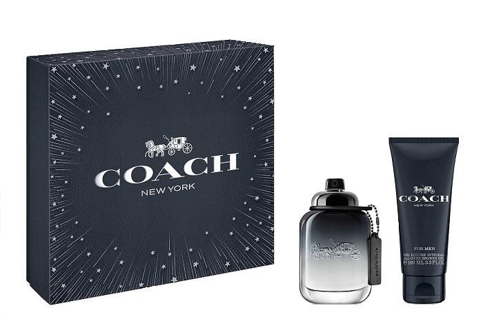 Coach Coach For Men - EDT 60 ml + sprchový gel 100 ml