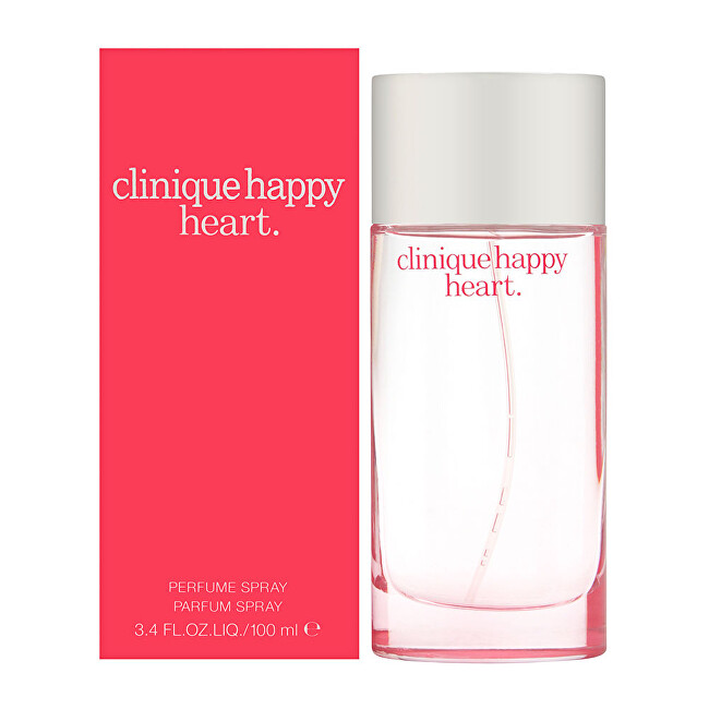 Clinique Happy Heart parfumovaná voda dámska 50 ml