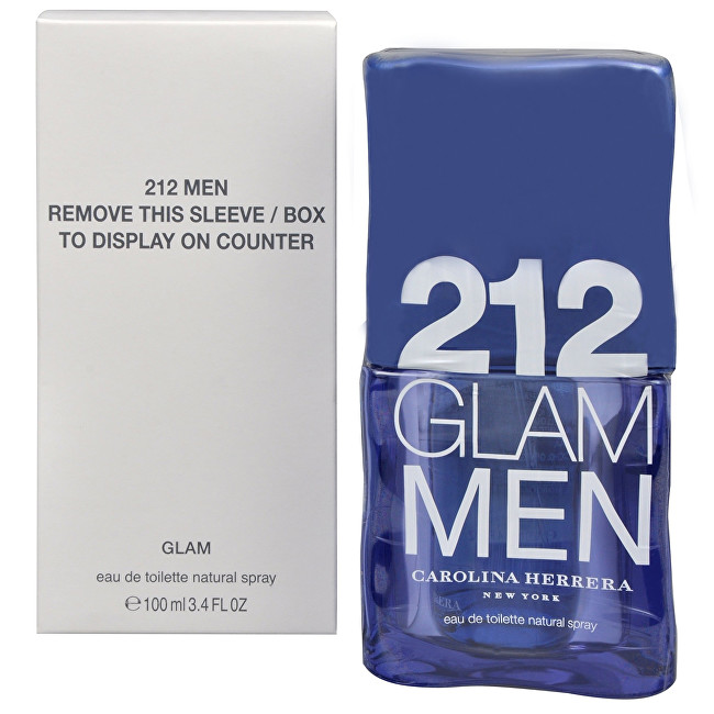 Carolina Herrera 212 Glam Men - EDT 100 ml