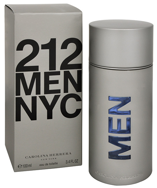 Carolina Herrera 212 Men - EDT 30 ml