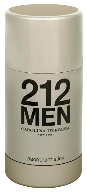 Carolina Herrera 212 Men - tuhý deodorant 75 ml