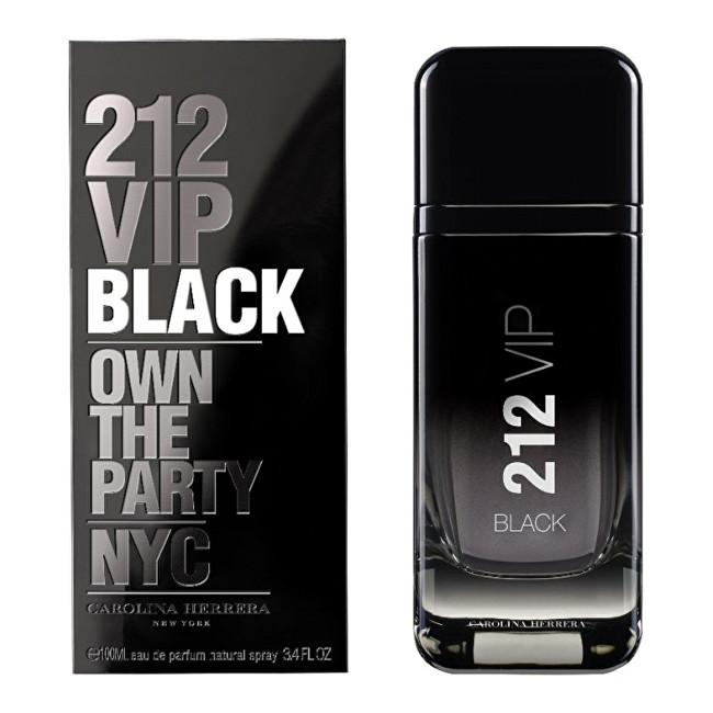 Carolina Herrera 212 VIP Black parfumovaná voda pánska 50 ml