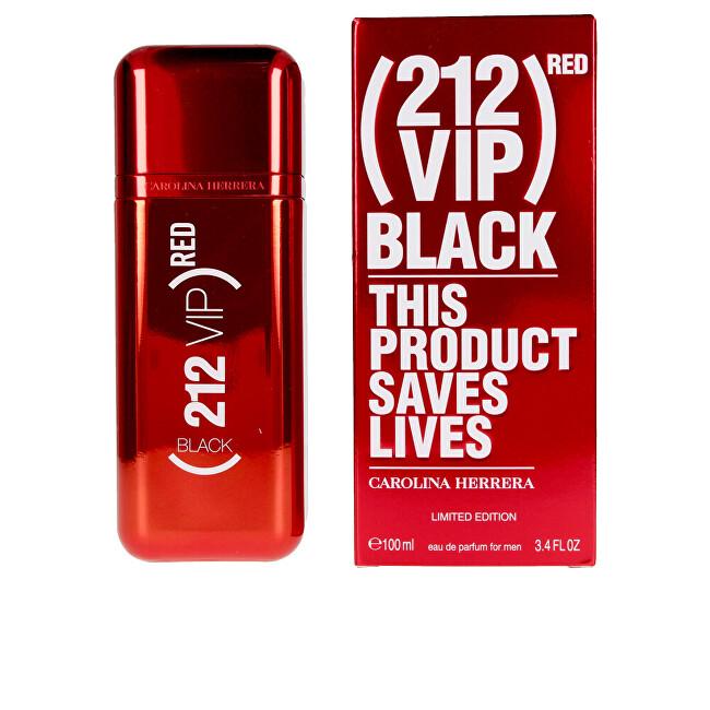 Carolina Herrera 212 VIP Black Red - EDP 100 ml