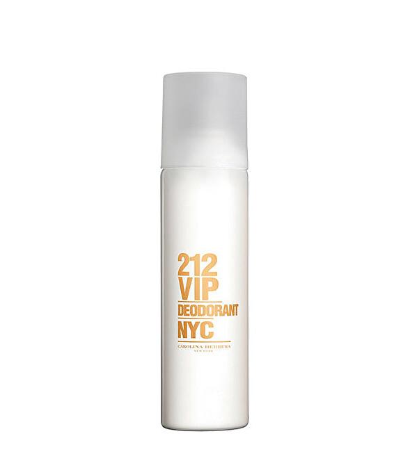 Carolina Herrera 212 VIP - deodorant v spreji 150 ml