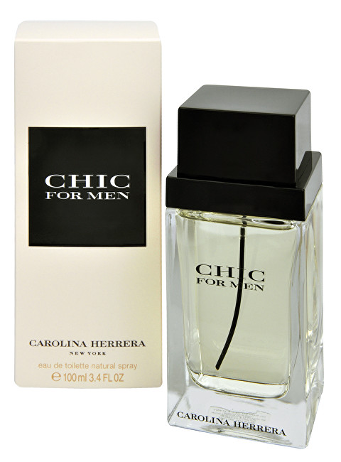 Carolina Herrera Chic For Men - EDT 60 ml