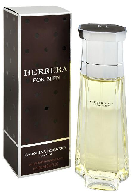 Carolina Herrera Herrera For Men - toaletná voda s rozprašovačom 100 ml