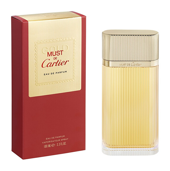 Cartier Must de Cartier Gold - EDP 100 ml