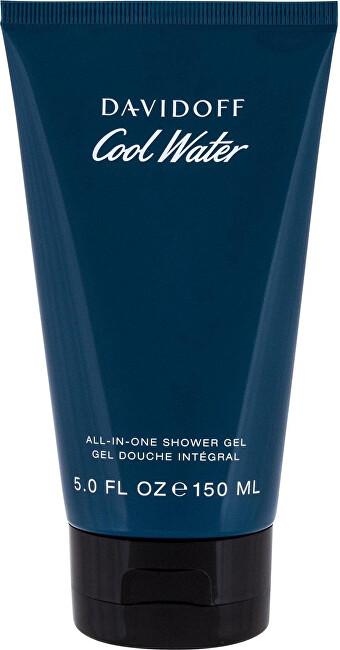Davidoff Cool Water Man sprchový gél 150 ml