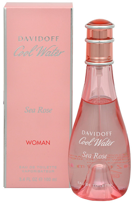 Davidoff Cool Water Sea Rose - EDT 50 ml