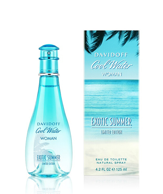 Davidoff Cool Water Summer Exotic Woman - EDT 100 ml