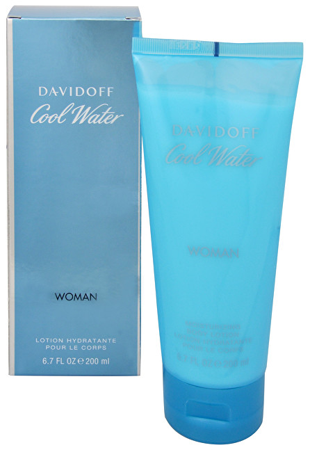 Davidoff Cool Water tělové mléko 150 ml