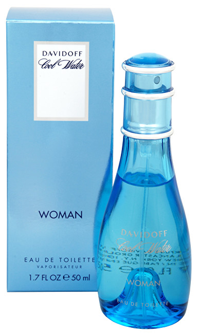 Davidoff Cool Water Woman - E DT 100 ml