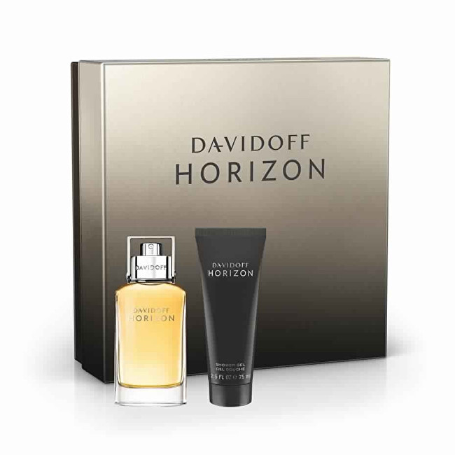 Davidoff Horizon Edt 125 ml + sprchový gel 75 ml darčeková sada