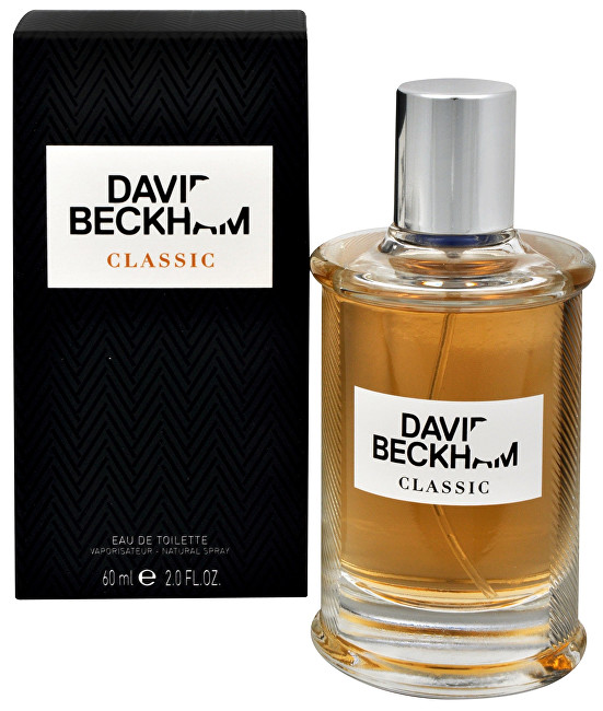 David Beckham Classic toaletná voda pánska 90 ml