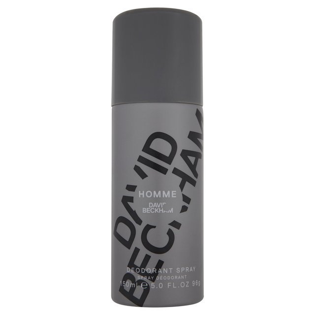 David Beckham Homme - deodorant ve spreji 150 ml