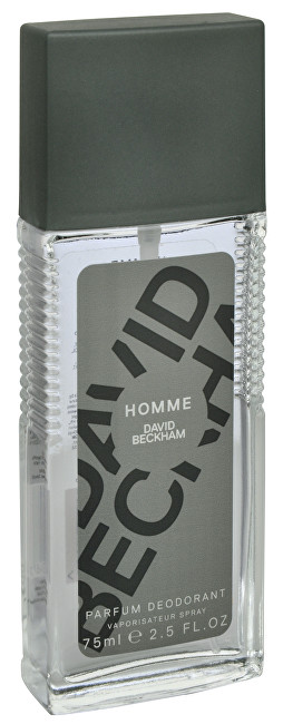 David Beckham Homme - deodorant ve spreji 75 ml