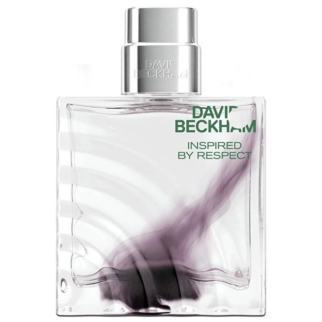 David Beckham Inspired by Respect toaletná voda pánska 40 ml