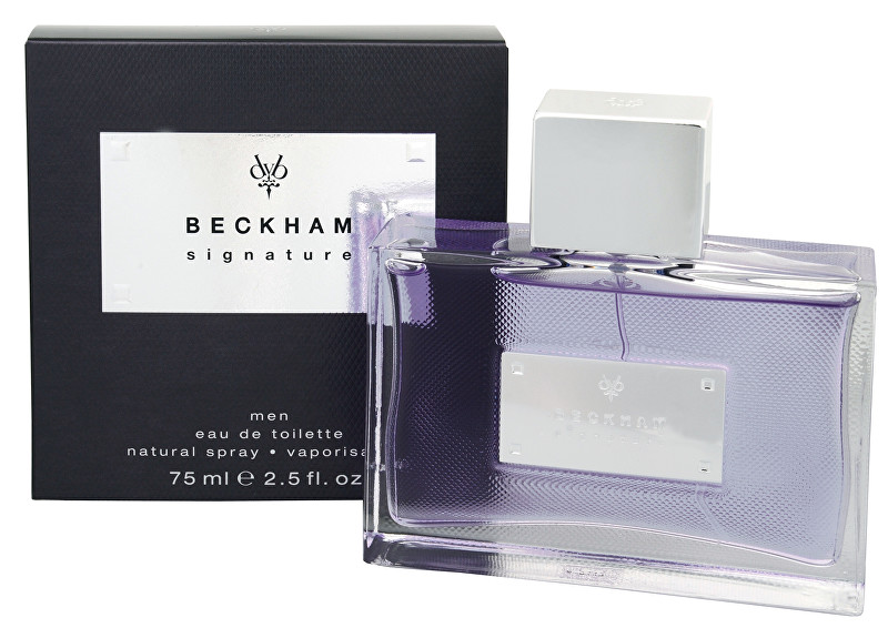 David Beckham Signature For Men - EDT 75 ml