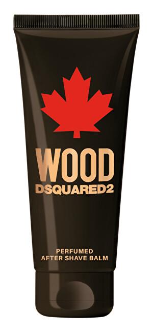 Dsquared² Wood For Him - balzám po holení 100 ml