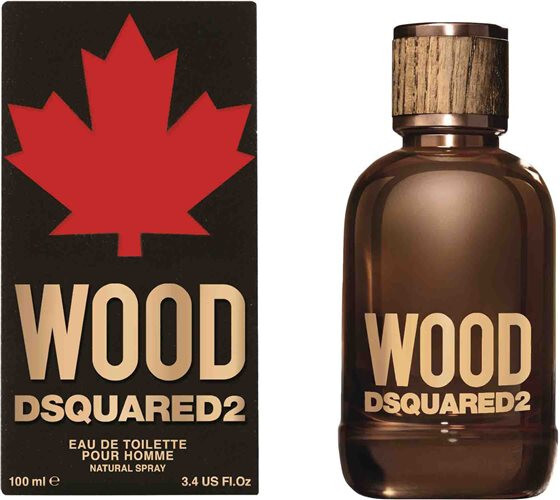 Dsquared² Wood For Him - EDT 50 ml