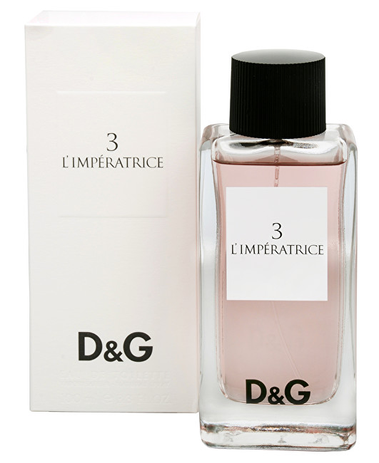Dolce & Gabbana D&G Anthology L`Imperatrice 3 - EDT 50 ml