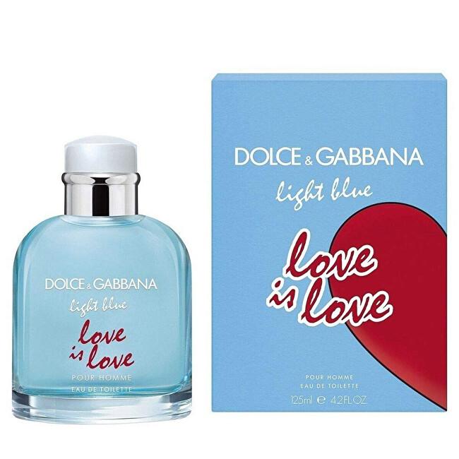 Dolce & Gabbana Light Blue Love Is Love Pour Homme - EDT 125 ml
