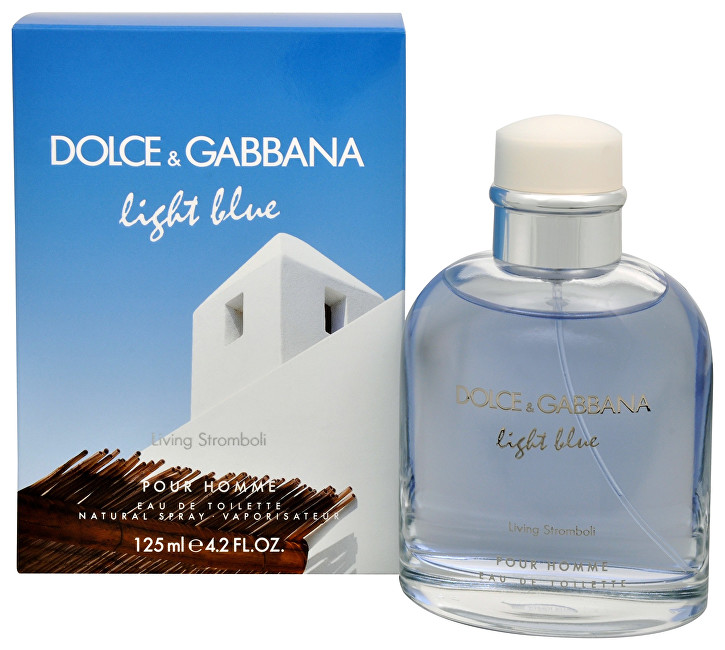 Dolce & Gabbana Light Blue Pour Homme Living Stromboli - EDT 40 ml